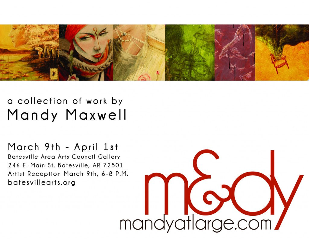 Mandy Maxwell - Art Show