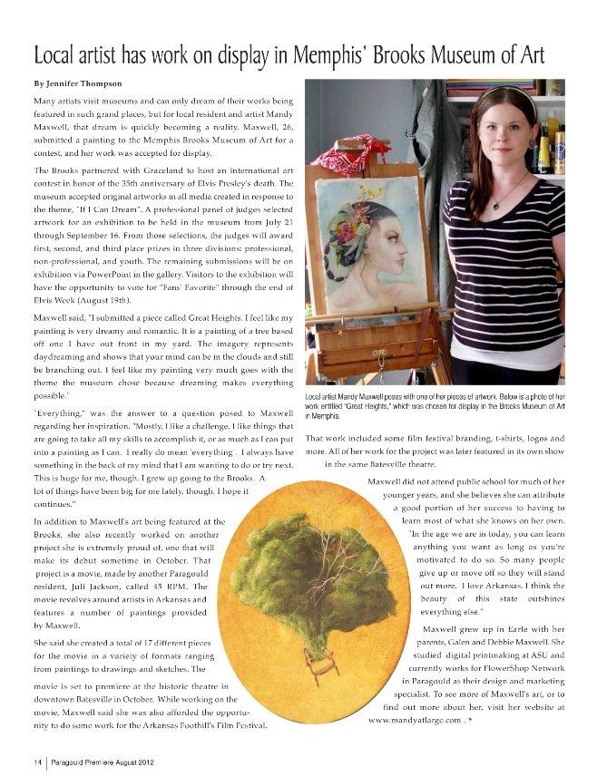 Paragould Premiere Magazine